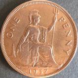 イギリス 西暦1937年