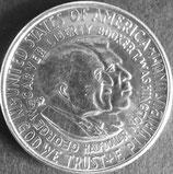 カーバーとワシントン銀貨 西暦1952年