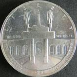オリンピック銀貨 西暦1984年