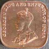 海狭植民地インド 西暦1920年