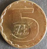 ポーランド記念貨 西暦1982年