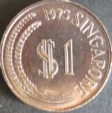 シンガポール 西暦1975年
