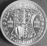 イギリス銀貨 西暦1928年