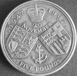 イギリス記念貨 西暦1997年
