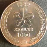 韓国記念コイン 西暦1982年