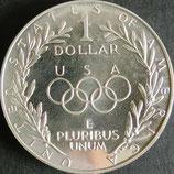 第29回オリンピック銀貨S 西暦1988年