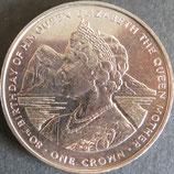 イギリス記念貨 西暦1980年