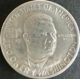 ブッカー・T.ワシントン記念1/2銀貨
