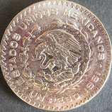 メキシコ記念貨 西暦1961年
