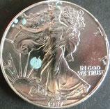 シルバーイーグル1ドル銀貨