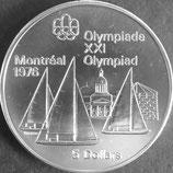 カナダ記念銀貨 西暦1973年