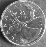 カナダ記念銀貨 西暦1978年
