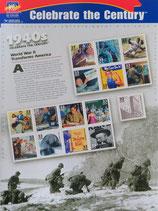 アメリカ記念切手 西暦1940年