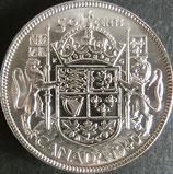 カナダ銀貨 西暦1940年