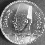 エジプト銀貨 Φ40
