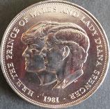 イギリス 西暦1981年