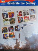 アメリカ記念切手 西暦1980年