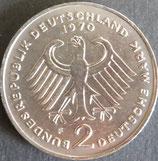 ドイツ 西暦1970年