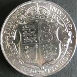 イギリス銀貨 西暦1915年