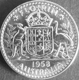 オーストラリア 西暦1958年