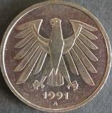 ドイツ 西暦1991年