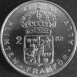 スウェーデン銀貨 西暦1952年