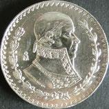 メキシコ銀貨 西暦1965年