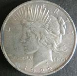 ピース1$ 西暦1922年