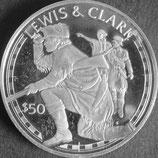 クック諸島プルーフ銀貨 西暦1988年