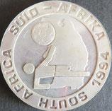 南アフリカ共和国記念銀貨 西暦1994年