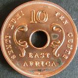 東アフリカ 西暦1964年