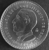 メキシコ記念貨 西暦1957年
