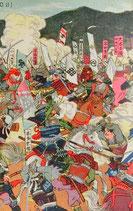 小川対本多の合戦