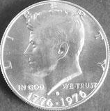 ケネディ銀貨 西暦1976年