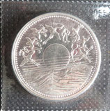 天皇御在位60年記念10000円銀貨 未使用