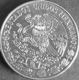 メキシコ記念貨 西暦1973年