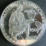 クック諸島銀貨プルーフ 西暦1988年