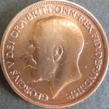イギリス 西暦1918年