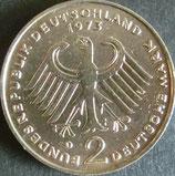 ドイツ 西暦1973年
