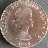 イギリス 西暦1965年