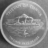トリスタンダークニャ諸島 西暦1977年