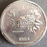 メキシコ記念貨 西暦1984年