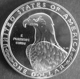 23回オリンピック大会記念銀貨