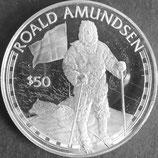 クック諸島記念銀貨 西暦1988年
