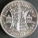 イギリス銀貨 西暦1946年