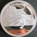 フランスオリンピック大会記念貨 西暦1989年