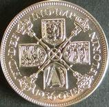 イギリス銀貨 西暦1936年