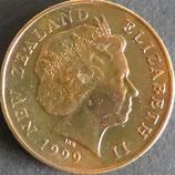 ニュージーランド 西暦1999年