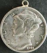 マーキュリー西暦1944年