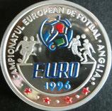 ルーマニアカラーコイン 西暦1996年